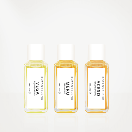 organic face oil discovery set