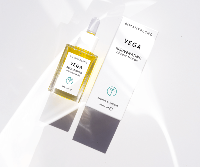 Vega our luxury organic face oil